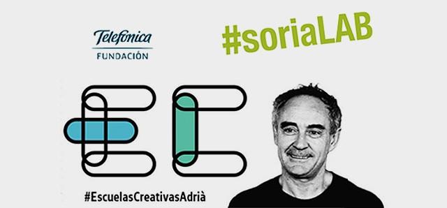 Escuelas Creativas Ferran Adriá Escuela de Arte y Superior de Diseño de Soria