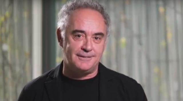 Escuelas Creativas Ferran Adriá de Fundacción Telefónica