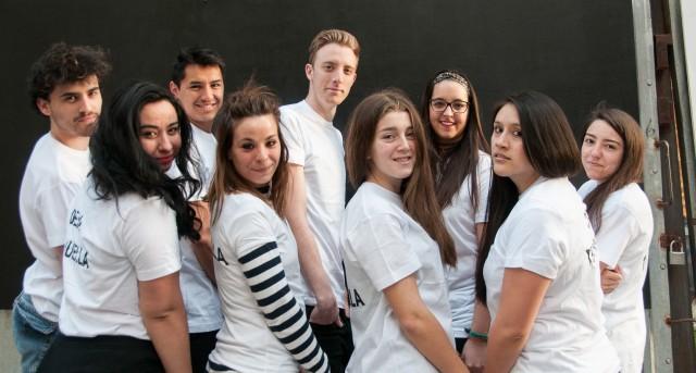 Alumnos de Fotografía Escuela de Arte y Superior de Diseño de Soria