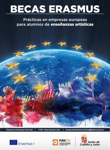 Erasmus prácticas empresas Europa - Escuela de Arte y Superior de Diseño de Soria