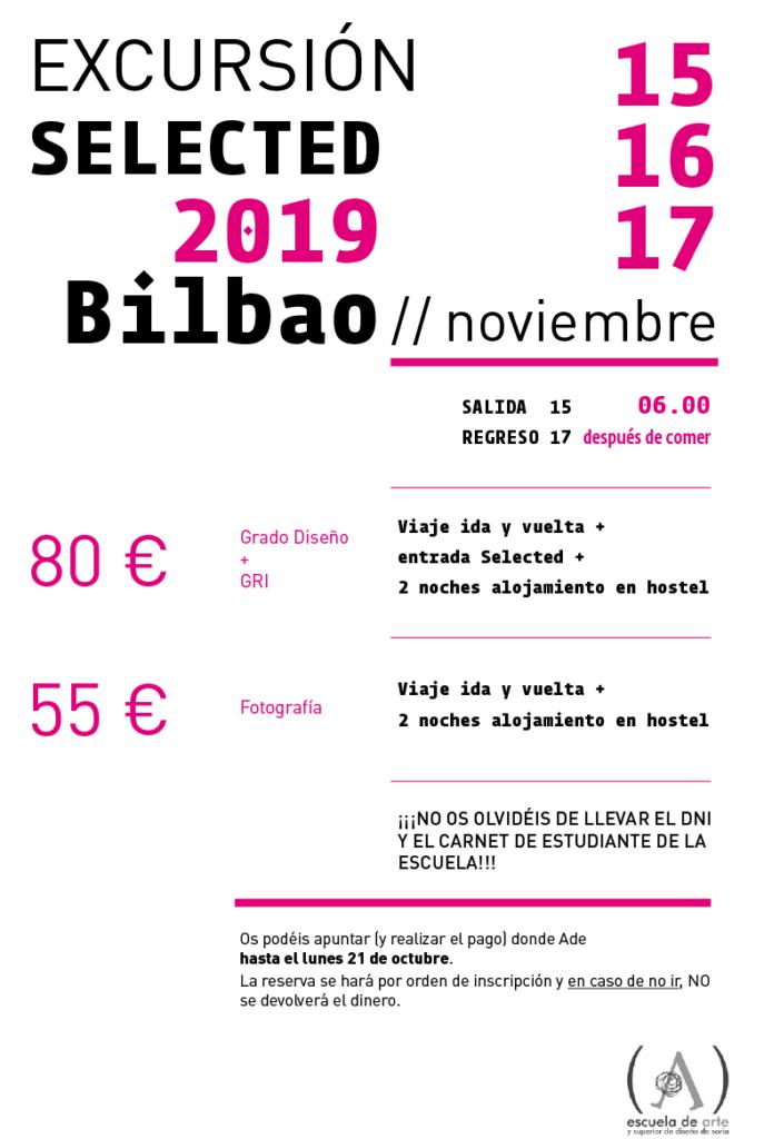 Excursión Selected Bilbao 2019